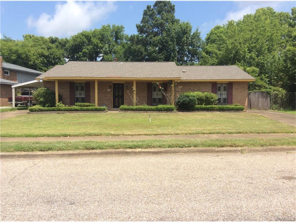 717 Genetta Court, Montgomery, AL 36104
