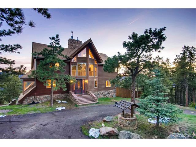 14980 Elk Mountain Trail, Littleton, CO 80127