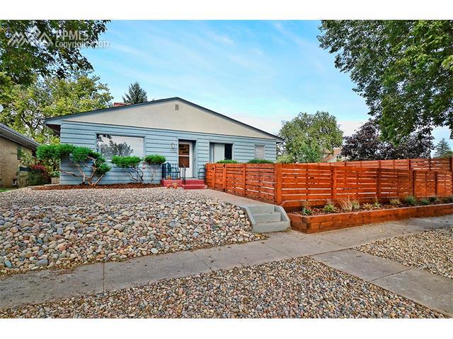 1722 E Dale Street, Colorado Springs, CO 80909