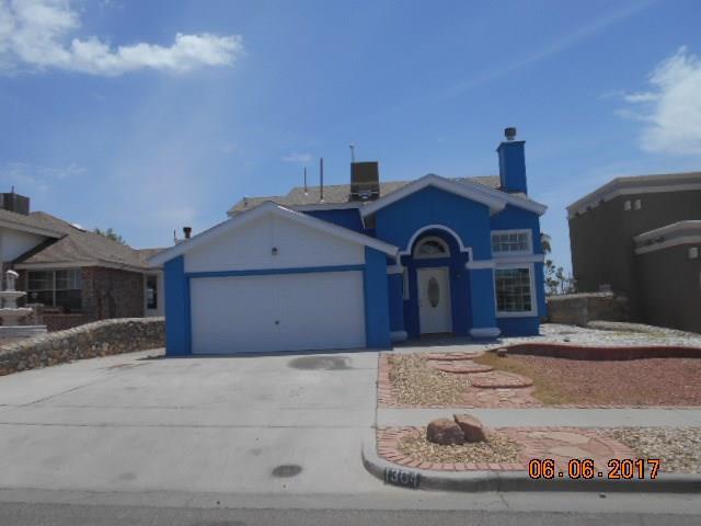 1364 James Dudley Drive, El Paso, TX 79936
