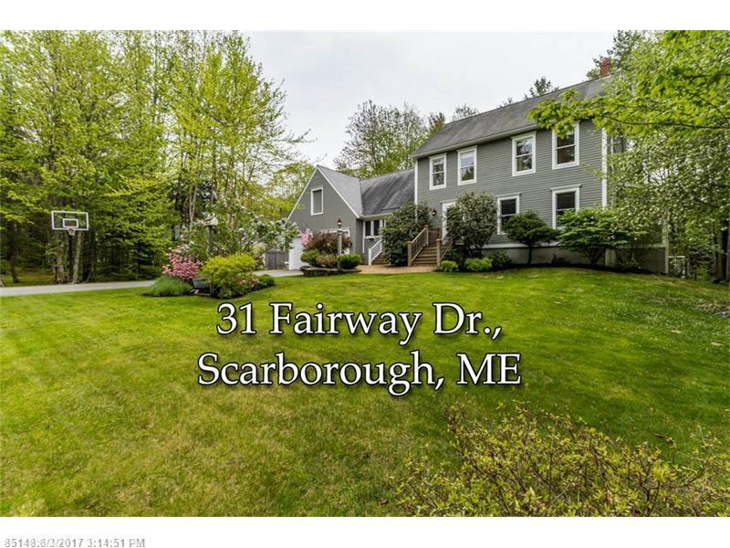 31 Fairway DR , Scarborough, ME 04074