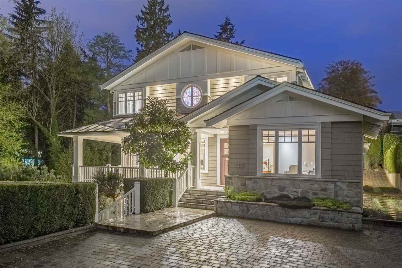 1785 FULTON AVENUE, West Vancouver, BC V7V 1S8