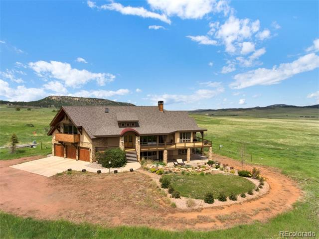 15450 S Perry Park Road, Palmer Lake, CO 80133