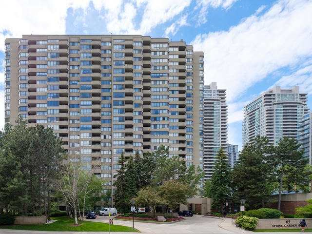 65 Spring Garden Ave 706, Toronto, ON M2N 6H9