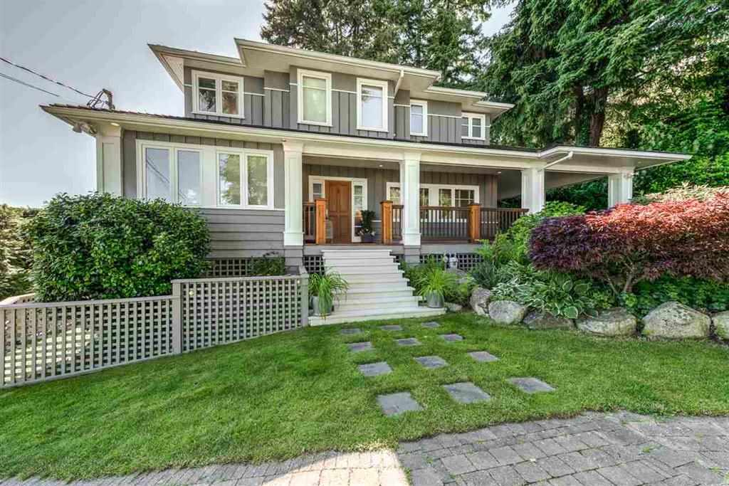 3720 CREERY AVENUE, West Vancouver, BC V7V 2M1