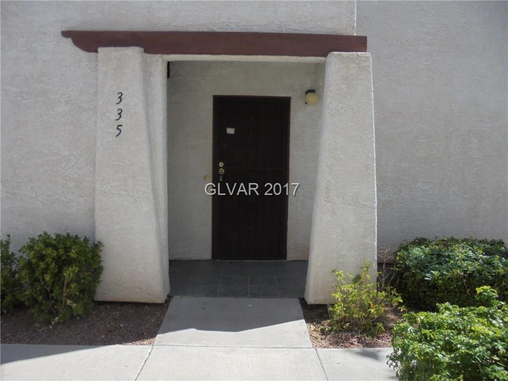 4180 GANNET Circle 335, Las Vegas, NV 89103