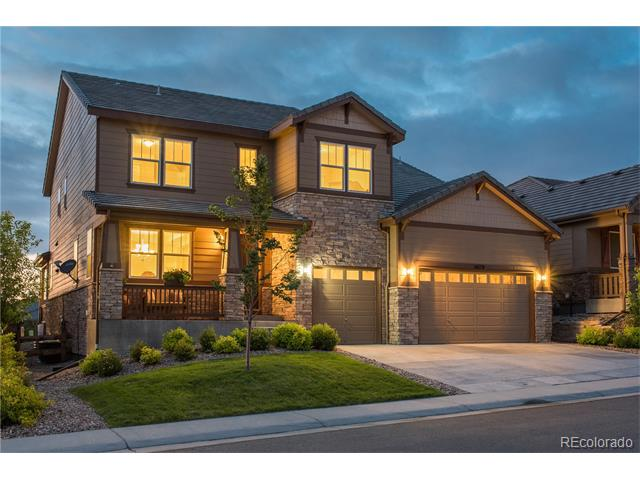 14070 Sierra Ridge Circle, Parker, CO 80134
