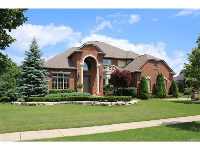 26468 MANDALAY Court, Novi, MI 48374