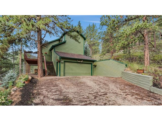 33458 Valley View Drive, Evergreen, CO 80439
