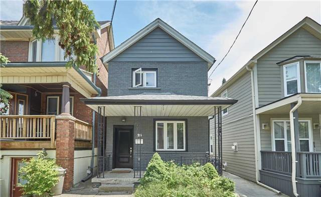 25 Herbert Ave, Toronto, ON M4L 3P8