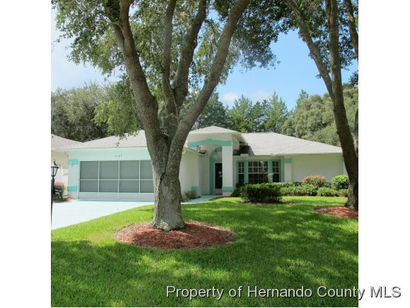 2149 OAKWOOD HILLS CT, Spring Hill, FL 34606