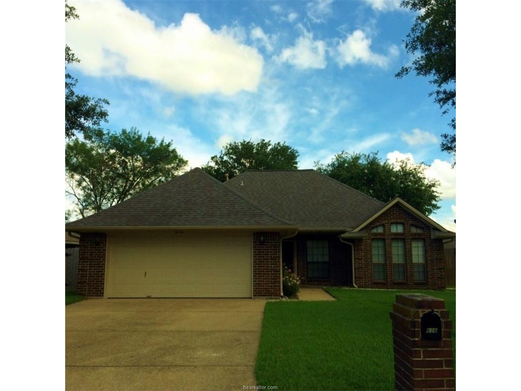 606 Yorkshire Drive, College Station, TX 77845