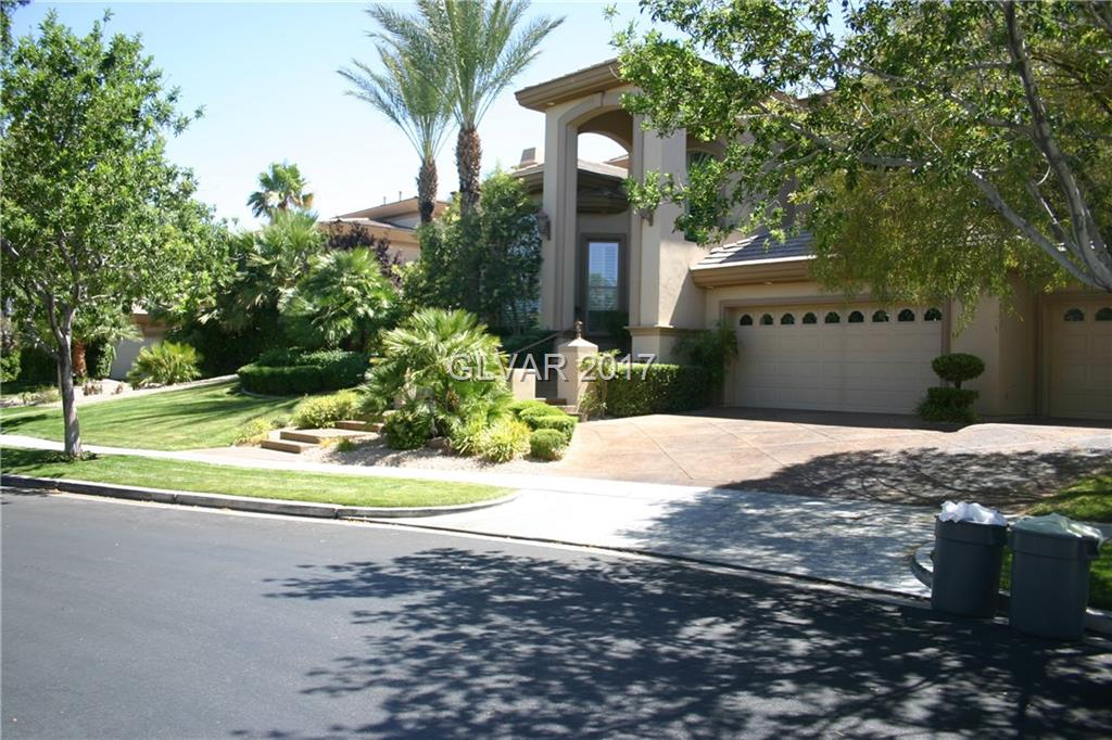 813 CANYON GREENS Drive, Las Vegas, NV 89144
