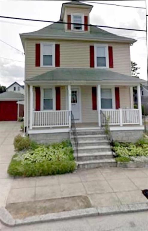 37 Russell AV, East Providence, RI 02914