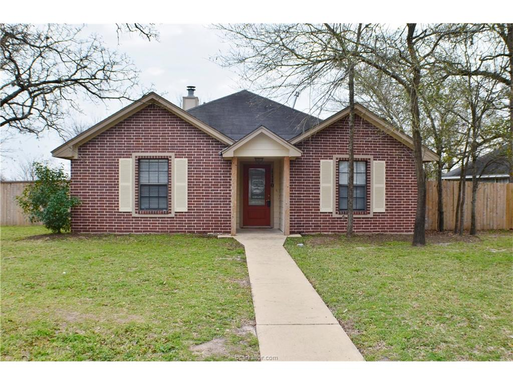 1110 Bayou Woods Drive, College Station, TX 77840