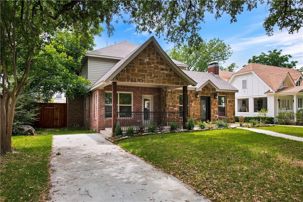 4415 Vandelia Street, Dallas, TX 75219
