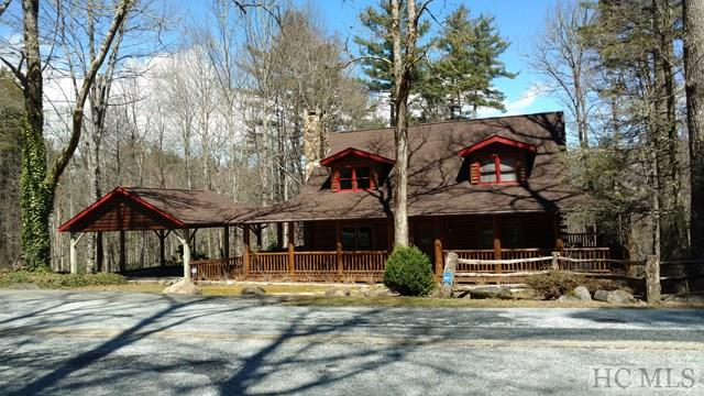 2448 Upper Whitewater Road, Sapphire, NC 28774