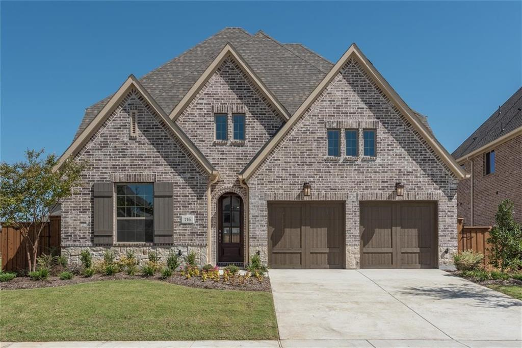 716 Thoroughbred Avenue, Frisco, TX 75034