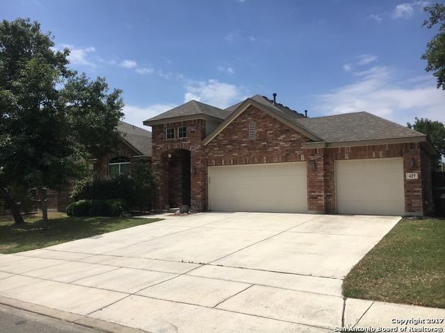 427 Perch Mdw, San Antonio, TX 78253