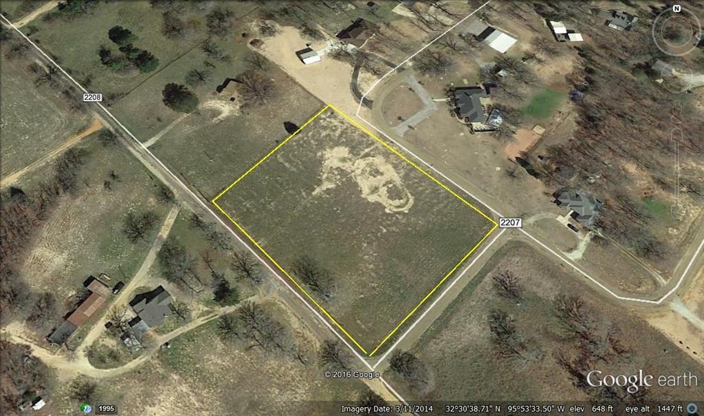 0000 VZ County Road 2207 Corner, Canton, TX 75103
