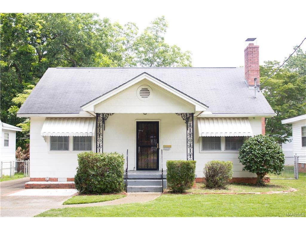 2744 Clara Street, Montgomery, AL 36107