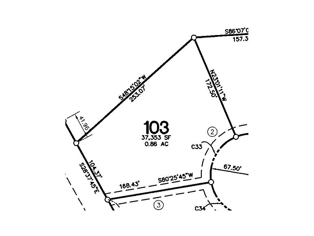 Lot 103 Tiffin Heights Part Three, Tiffin, IA 52340