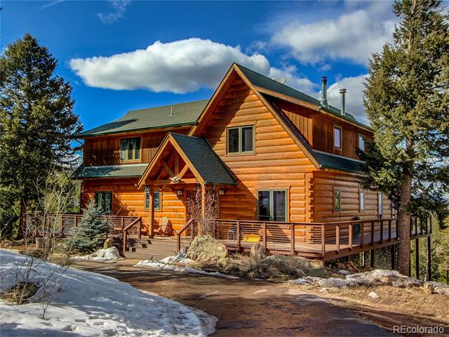 8850 Spring Drive, Conifer, CO 80433