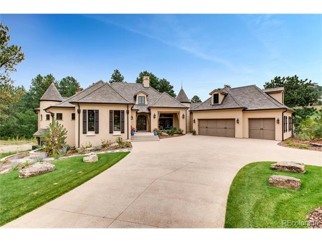 1209 Wildcat Bend Court, Castle Rock, CO 80108