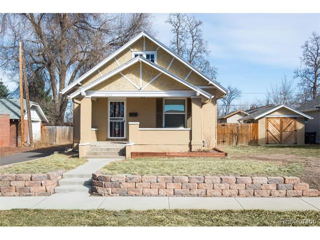3774 Yates Street, Denver, CO 80212