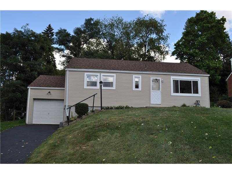 318 Howard Drive, Pittsburgh, PA 15241