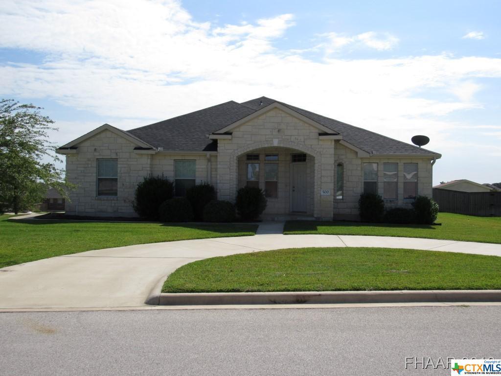 500 Grass Dancer Drive, Harker Heights, TX 76548