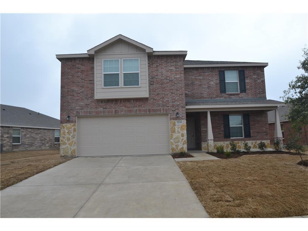 1624 Gayla Creek Drive, Little Elm, TX 75068