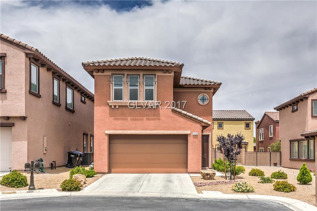106 CASTLE COURSE Avenue, Las Vegas, NV 89148