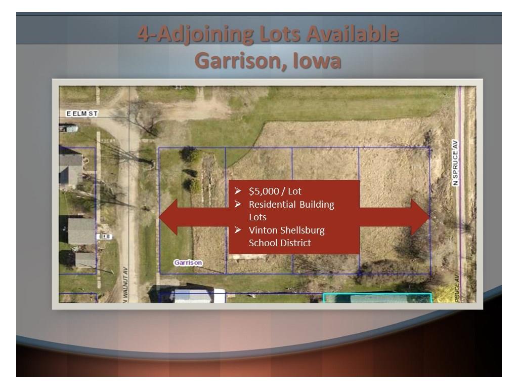 Lot 4 Robertsons 2nd Addition, Garrison, IA 52229