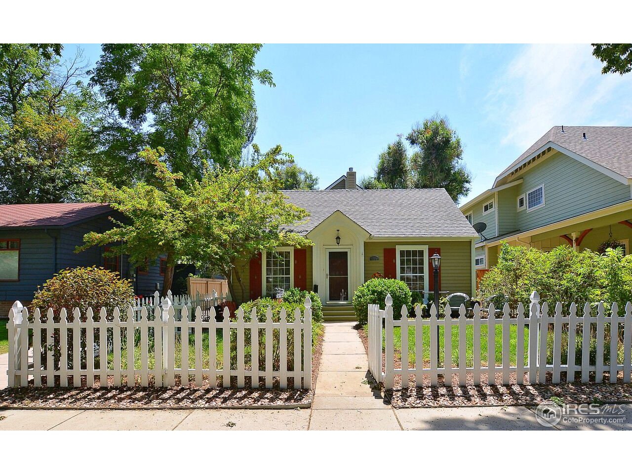 511 W Mountain Ave, Fort Collins, CO 80521