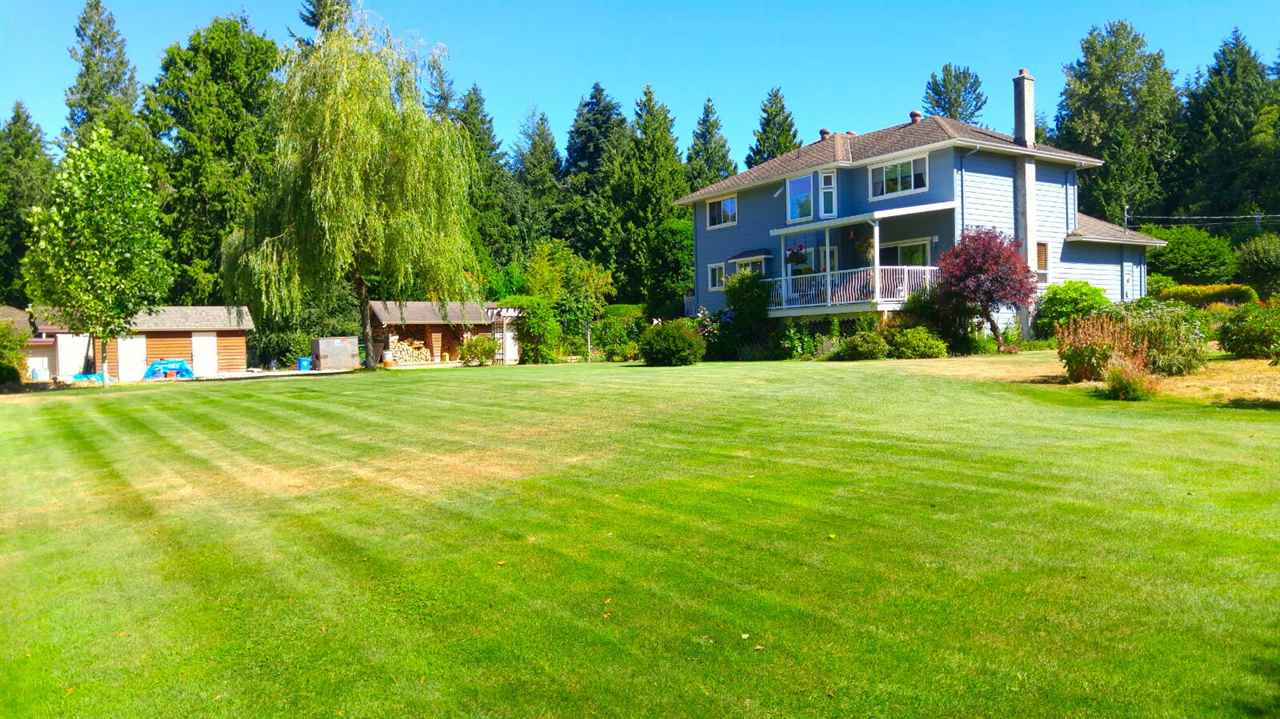 1427 TANAGER PLACE, Roberts Creek, BC V0N 2W1