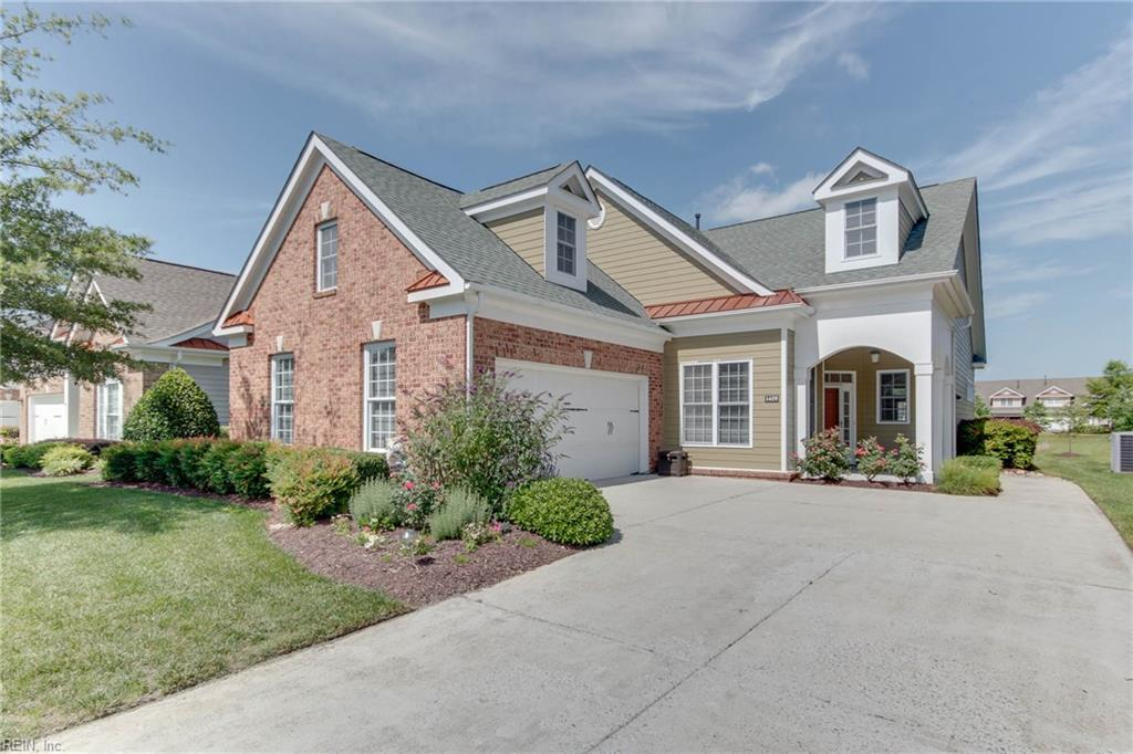 1409 BLAIRWOOD LN, Chesapeake, VA 23320