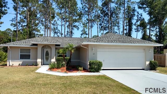 109 Pheasant Drive, Palm Coast, FL 32164