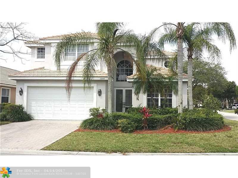 12148 Glenmore Dr, Coral Springs, FL 33071