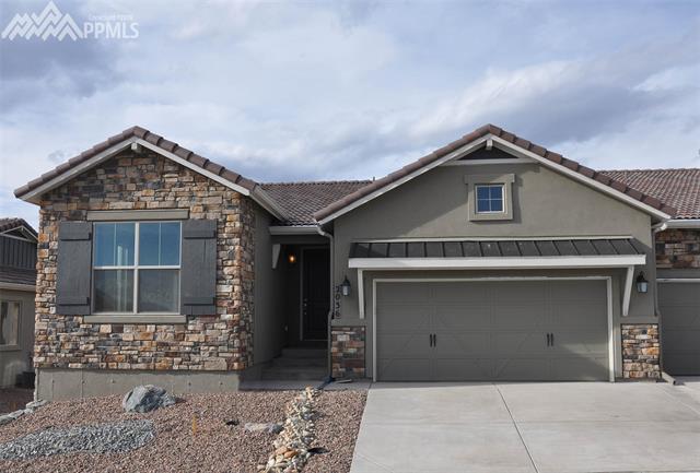 2036 Ruffino Drive, Colorado Springs, CO 80921