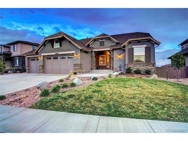 5245 Fraser Valley Lane, Colorado Springs, CO 80924