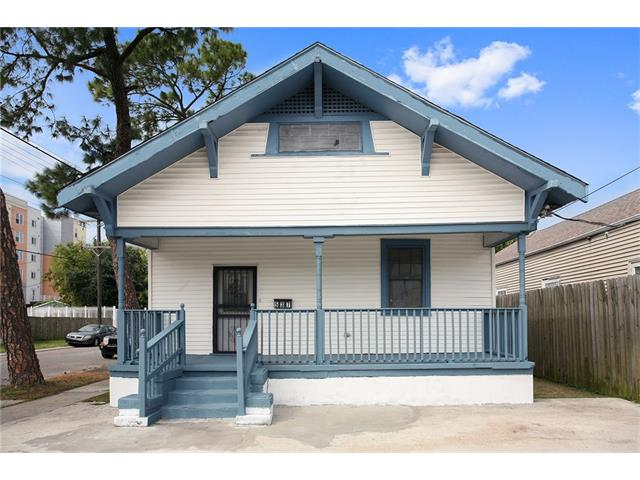 537 S GENOIS Street, New Orleans, LA 70119