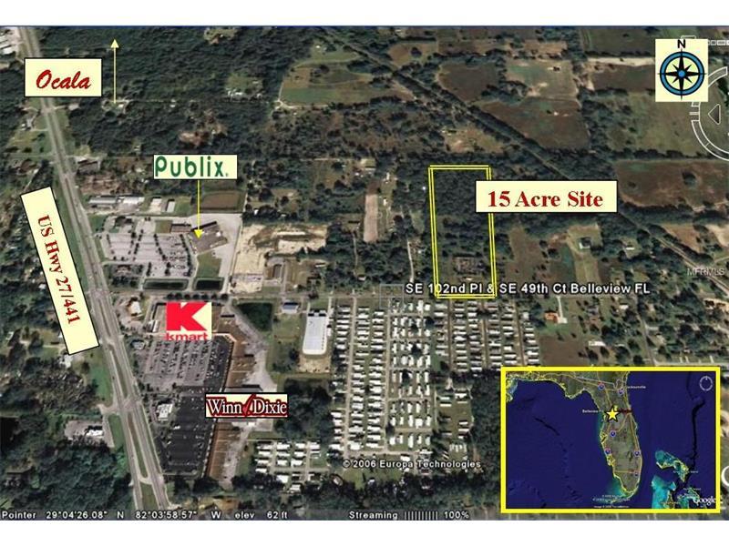 SE 102 PLACE, BELLEVIEW, FL 34421
