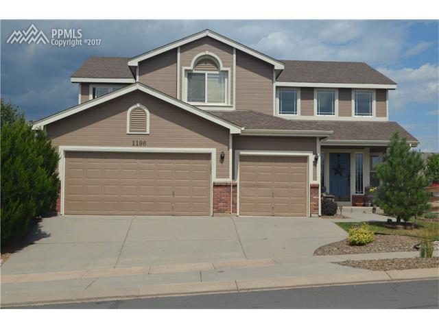 1196 Meadow Oaks Drive, Colorado Springs, CO 80921