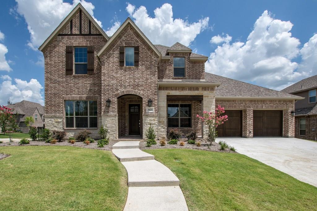 3421 Spicewood Drive, Prosper, TX 75078