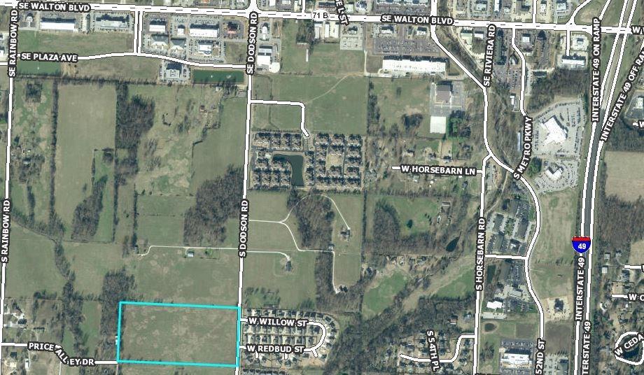 20.17 Acres S Dodson RD, Rogers, AR 72758