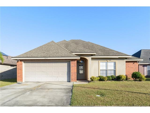 2625 JARED Lane, Marrero, LA 70072