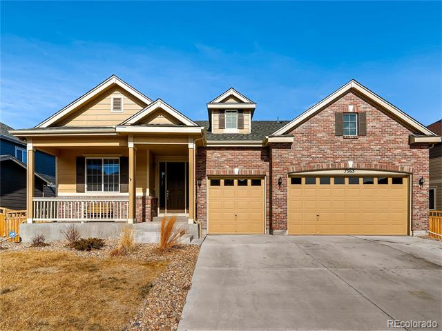 7565 Blue Water Lane, Castle Rock, CO 80108