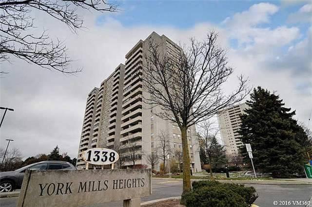 1338 York Mills Rd 1410, Toronto, ON M3A 3M3