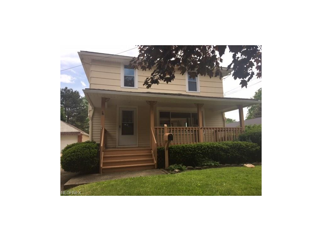 832 Clifford Ave, Akron, OH 44306